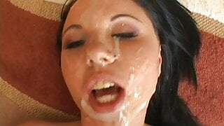 She loves to be fucked by a HUGE COCKS!!!