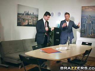 Big tits at work megaupload videos - Brazzers - big tits at work - under the table deal scene sta