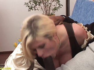 Black monster interrcial terror cock - Pierced milf ass fucked by a black monster cock