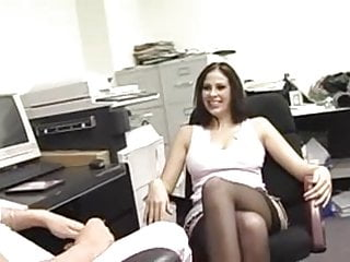 Milf fingering guy - Big tit goddess fingered blows older guy