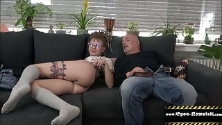 Jerking off with my young neighbor