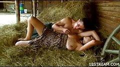 Couple bangs hard on mow