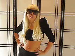 Lady gaga pantyhose photos - Lady gaga lookalike joi