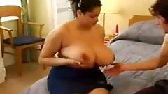 Big Tits BBW Latina Porn