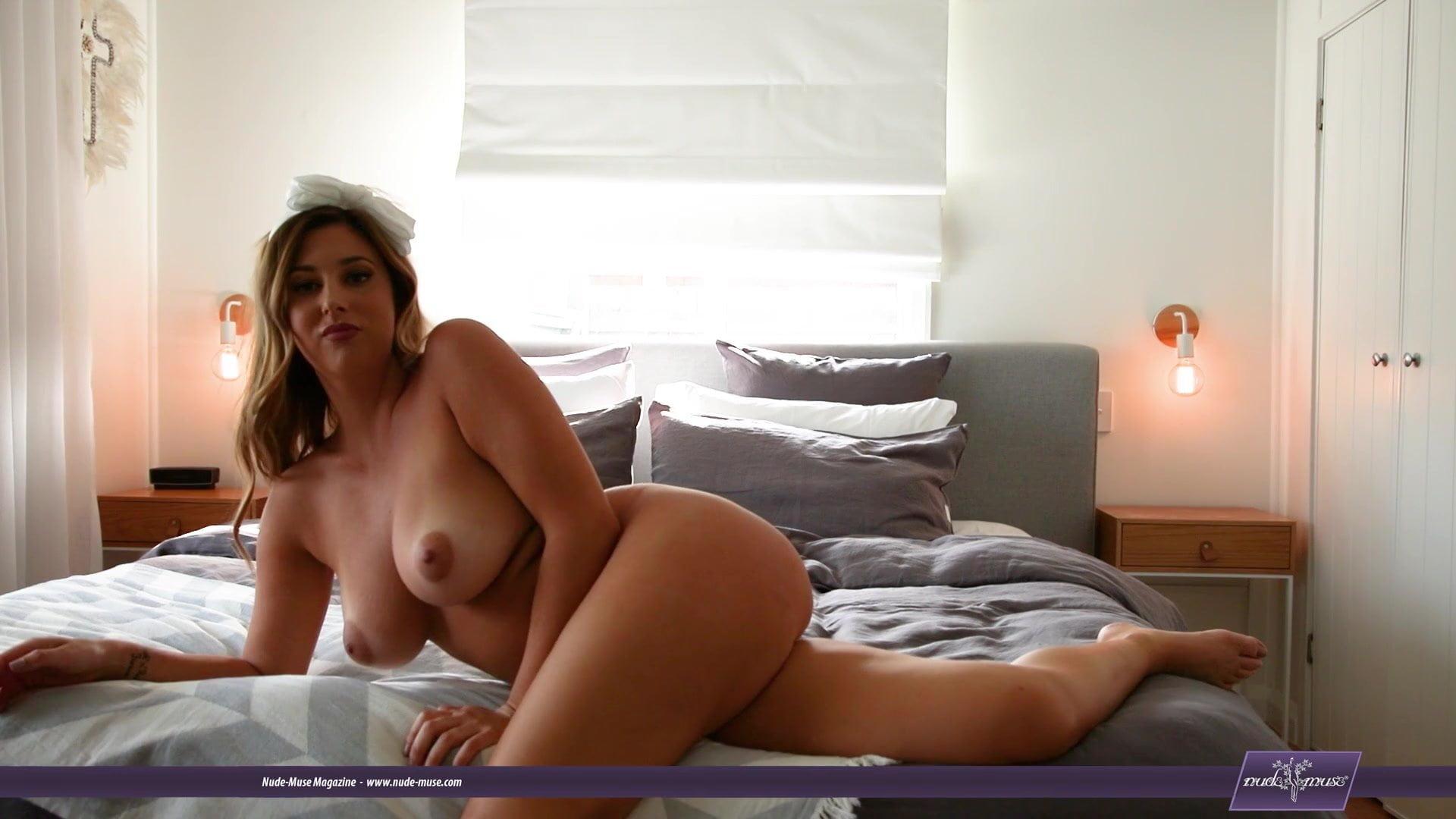 Scarlett Morgan Nude