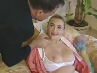 Anal plug cleaner Beatiful cleaner granny gets anal by young boss
