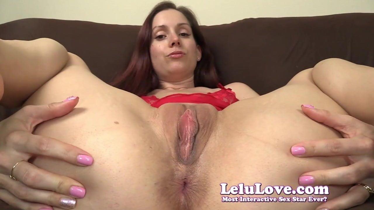 Lelu Love Pregnant Creampie