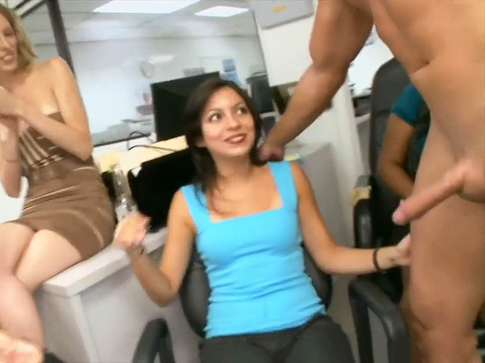 Male Stripper Office Party