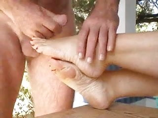 Amature fetish Awesome amature morning footjob