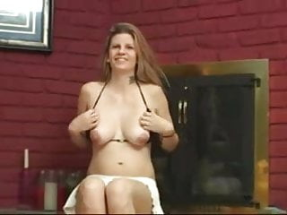 Fucking amature Hot amature with sexy tits fucks