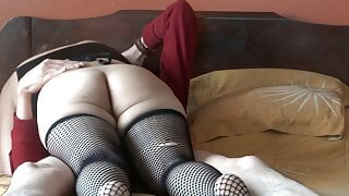 Mutual masturbation with my wife, groped, fucked, orgasms