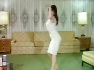 What is friction dance strip - Stripping housewives - vintage 60s cuties dance strip