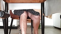 Under Table Mother in law 3