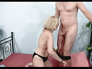Gangbang blondes Anti-vac granny 51yrs
