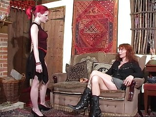 Stepmother spanked story Daughter spanks her stepmother.