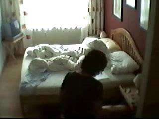 Amateur mum pics - Real hidden cam. my mum caught masturbating in bedroom