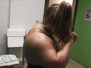 Gay muscle german sex Anna konda muscle pumping before a worship session