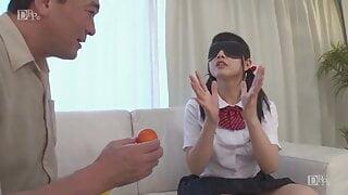 Yuki Shina :: Alone With Old Guy 2 - CARIBBEANCOM