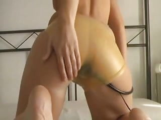 Latex panty galleries Latex panties