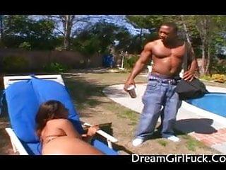 Ms juicy nude Big ass ebony ms juicy get banged