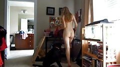 all new girlfriends should be naked around the house always