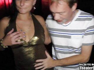 Porno theaters las vegas Tattoo anal chick gangbang in porno theater