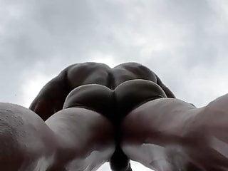 Muscule men xxx Milf sucks her musculator black friends bbc