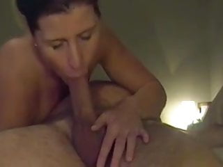 Ponytail blowjob Ponytailed milf deepthroating in 69 position