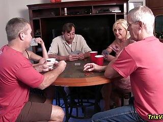 Active adult neighborhoods The neighborhood poker party
