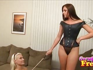 Cindy crawford brat spank - 3some with lauren phoenix and cindy crawford