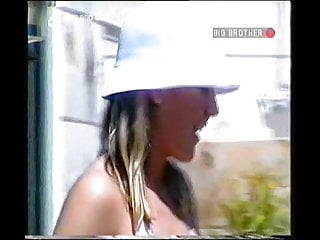 Katrina lawler naked Kate lawler oils up. big brother