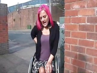 Freaks of cock girls - Freaks of nature 161 lesbian wheelchair girl