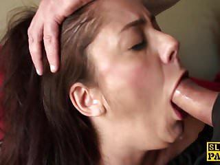 Liberator bdsm uk Cumswallowing uk sub throating maledoms cock