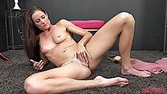 Sofie Marie Pantystuffing MILF Masturbation Fun