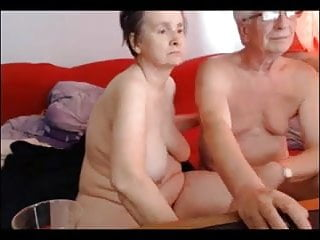 Mature sex grandma Grandpa and grandma have sex