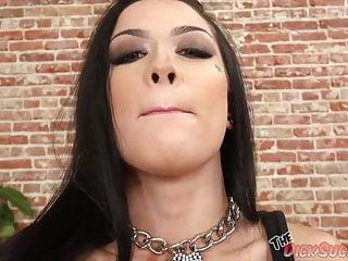 The dick suckers megan small - Katrina jade sucks a big dick