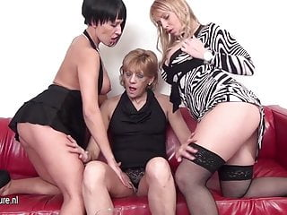 Young lesbian milfs fucking on youtube 3 old and young lesbian lovers fuck