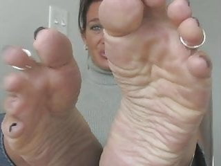 Foot fetish fredericton - Foot fetish with beautiful milf