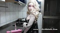 DoLL LiFe Kitchen love Kigurumi