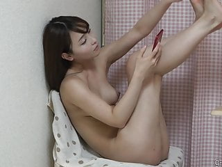 Sitting at computer naked photos Hidden cam japanese girl sitting naked in a chair