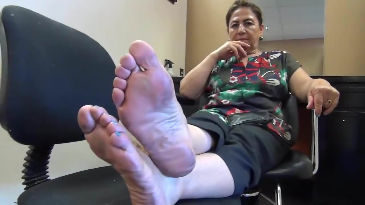 Milf Nylon Feet Amateur