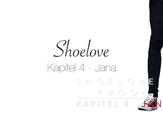 Erotic ebooks - Chuckloveinsta - shoelove - ebook deutsch - kapitel 4