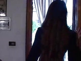 Blind girl sex - Blind milf forced by intruder