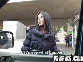 Latina rides porn Mofos - stranded teens - apolonia - cute latina rides dick