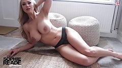 Sophie Reade bra strip