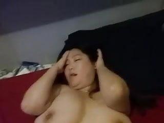Big tits d asians Big tit asian ex gets the d