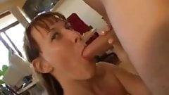 STP7 Gorgeous Milf Enjoys Her First Fuck Flick !