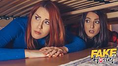 Fake Hostel Stuck Under A Bed 2