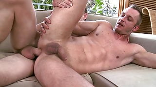 BBA13076 Horny Friend Gets Anal Pounded