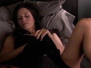 Courtney cox sex scene